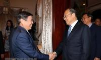 胡志明市与中国云南省加强合作