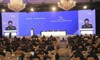 第18届香会:越南国防部长:遏制竞争领域的冲突
