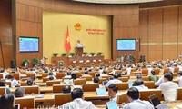 2020年越南国会将审议通过17项法律草案