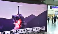 美日韩推动外交努力  实现朝鲜半岛无核化