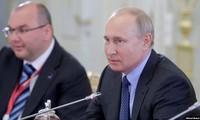 俄总统普京强调将退出《新削减战略武器条约》