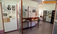 造访芽庄市亚历山大·耶尔森博物馆
