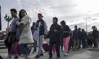 美国警告若墨西哥改变对移民协议的立场将加征关税