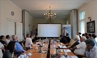 中小企业革新创新项目推介研讨会在德国举行