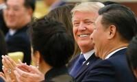 特朗普:美中将在G20峰会前恢复贸易谈判