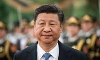 中国国家主席习近平访问朝鲜