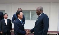 越南和科特迪瓦加强各领域合作