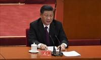 中国通报中国国家主席习近平出席20国集团峰会