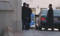朝鲜外交使团开始对俄罗斯进行访问