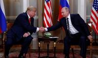 俄罗斯透露俄美首脑会晤的主题