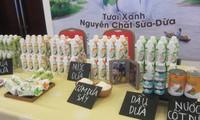 越南乳业股份公司有机产品在葡萄牙留下深刻印象