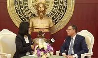中国十分重视越南国会主席阮氏金银的来访