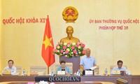 越南第14届国会常委会第35次会议:国会第8次会议计划于10月21日开幕