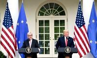 对美国互联网巨头征税:美欧贸易紧张新迹象