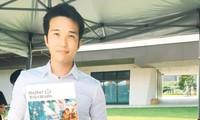 引起强烈反响的《越南你好》杂志