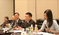 越南审计署加强国际合作