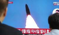 韩国和日本官员称朝鲜发射弹道导弹