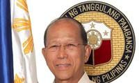 菲律宾国防部长谴责中国在东海的行为