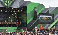 越南参加2019年第五届国际军事比赛