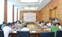 越南国会副主席杜博巳主持防火防爆工作监督团第三次会议