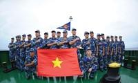 加强越南海警法宣传工作