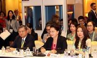 阮氏金银出席AIPA-40委员会会议