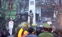 Aktivitas memperingati Ultah ke-40 Kemenangan Dien Bien Phu di udara