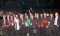 Vietnam berpartisipasi pada Kontes Ketrampilan Sedunia ke-42 di Republik Federasi Jerman