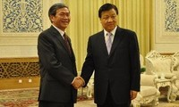 Delegasi Partai Komunis Vietnam menghadiri Lokakarya Teori ke-9 dengan Partai Komunis Tiongkok