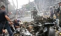 Serangan teror yang terjadi di Thailand Selatan memakan banyak korban