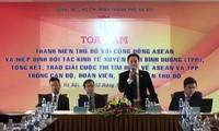 Pemuda ibukota dengan Komunitas ASEAN dan TPP