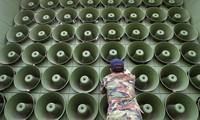 Republik Korea meningkatkan tingkat kesiagaan pada taraf tertinggi di daerah garis depan