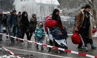 Jerman setiap hari mengembalikan ratusan migran yang datang dari Austria