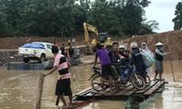 Le bilan s'alourdit au Laos après l'effondrement d'un barrage