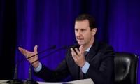 Syrie: «La victoire est proche», affirme Bachar al-Assad à ses troupes