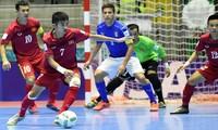 Thai Son Nam entre en demi-finale de la coupe de futsal d'Asie