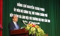 L'université de Cân Tho devrait s'engager pour former les élites