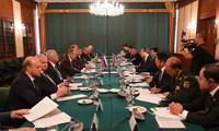 Pékin et Moscou promeuvent un ordre international «juste et équitable»
