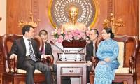 Intensifier les échanges entre la jeunesse vietnamienne et chinoise