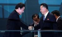 Rencontre des dirigeants des deux Corées à Jakarta