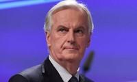 Brexit : Barnier ouvert à une courte prolongation des négociations