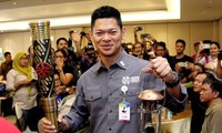 Jeux paralympiques asiatiques 2018: coup d'envoi du relais de la flamme