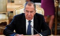 Lavrov dénonce la politique de Washington qui «sanctionne d'abord, puis négocie»