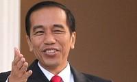 Joko Widodo termine sa visite d'État au Vietnam