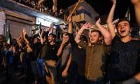 Des milliers de Syriens rentrent à Idleb après l'accord russo-turc