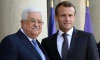 Palestine : Mahmoud Abbas à Paris pour sortir de l'isolement