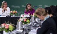 Première réunion de femmes ministres des Affaires étrangères à Montréal