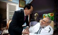 La presse internationale annonce le décès du président vietnamien