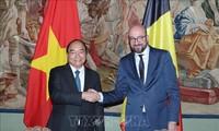 Déclaration commune Vietnam-Belgique