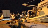 Grèce: Un séisme de magnitude 6,4 enregistré au large du pays